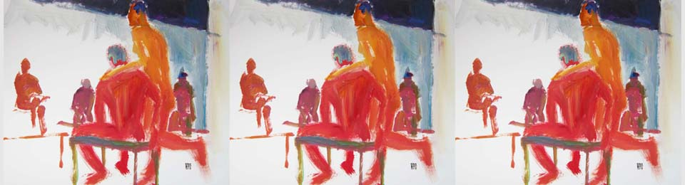 Men's Naked Drawing Group